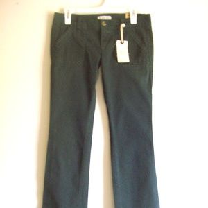 NWT Hollister  Heritage Boot Flare Pants SZ 3S